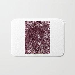 Abstract Buford Charging Bath Mat