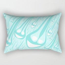 Fertilisation Rectangular Pillow