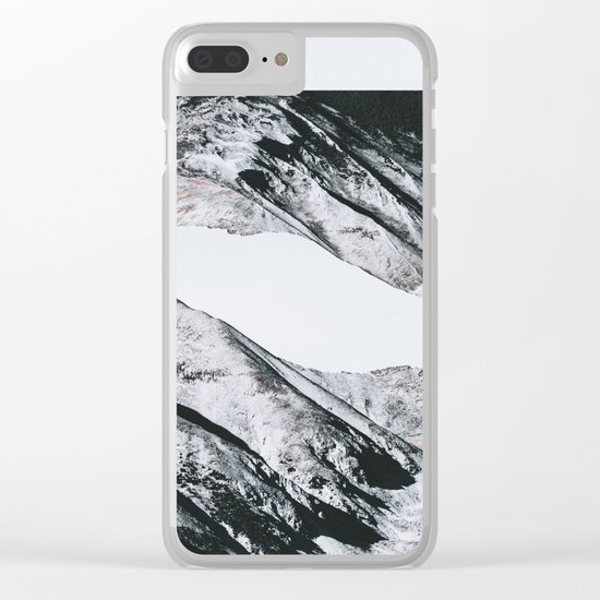 Fitted Clear iPhone Case