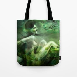 Aquatic Creature Tote Bag