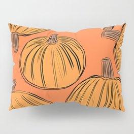 Fall Pumkins Pillow Sham