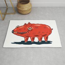 Haifa Pig Rug