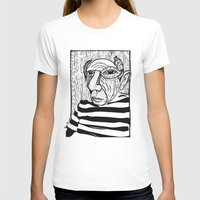 picasso T-shirts featuring Pablo Picasso by Benson Koo