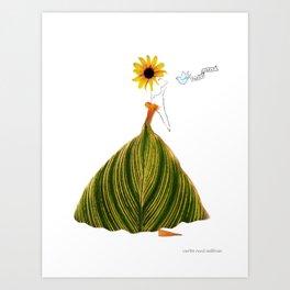 Bella De Ball Art Print
