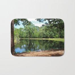 A Swimming Hole Bath Mat
