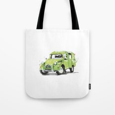 2cv Van Tote Bag