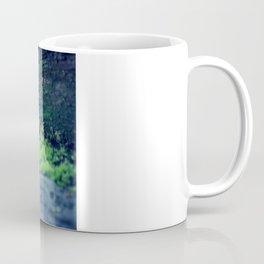 Moss on the Logs Coffee Mug