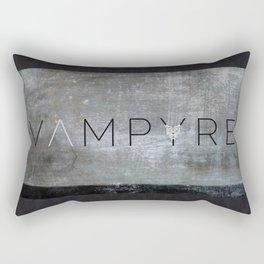 Vampyre Mauve Rectangular Pillow