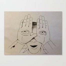 Lon Jabadie Canvas Print