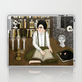 october library Laptop & iPad Skin