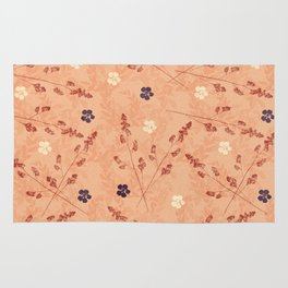 Floral Touch Rug