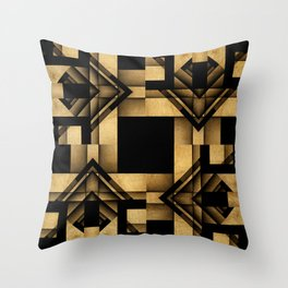 The Right Way Throw Pillow