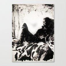 La Janja Vestida Canvas Print