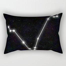 PISCES (CONSTELLATION) Rectangular Pillow