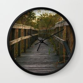 To the Sound Wall Clock