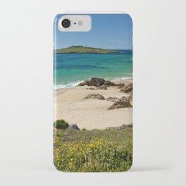 Ilha do Pessegueiro, Portugal iPhone Case