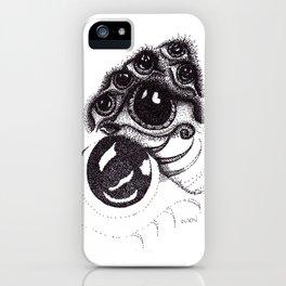 eye on waterloo iPhone Case