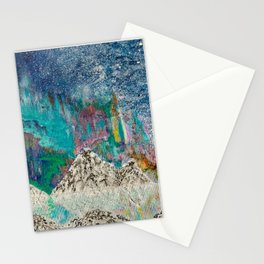 Spinal Monuments Stationery Cards