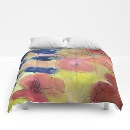 Cottage garden Comforters