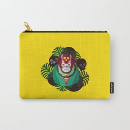 Monkey See, Monkey Voodoo - dark version Carry-All Pouch