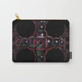 Symbolic Celtic Cross Carry-All Pouch