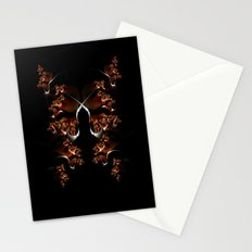 Fractal Butterfly Stationery Cards