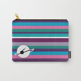 Space Microbres colored pattern Carry-All Pouch
