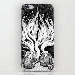 Halloween Escape iPhone Skin