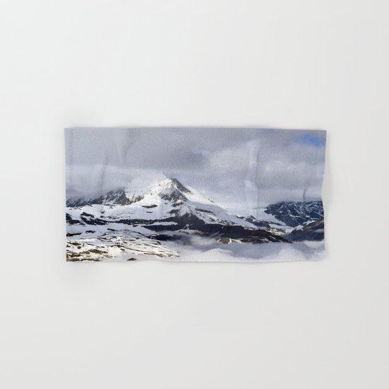 Mountain meets Clouds Hand & Bath Towel