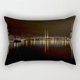 Travel: Bolte Bridge, Australia Rectangular Pillow