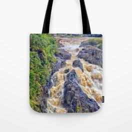 Powerful Barron Falls Tote Bag