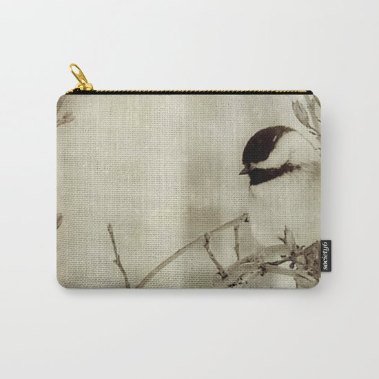 Tranquil Carry-All Pouch