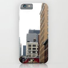 On the streets in NYC Slim Case iPhone 6s