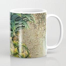 Pineapple Portrait Coffee Mug