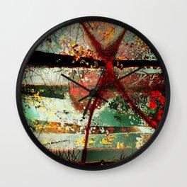Morte lune Wall Clock