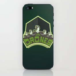 The Borg Drones iPhone Skin
