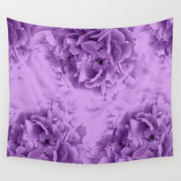 Purple Peonies Dream #1 #floral #decor #art #society6 Wall Tapestry