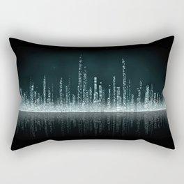 TRON CITY Rectangular Pillow