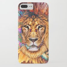Iron...Like A Lion...In Zion Slim Case iPhone 7 Plus