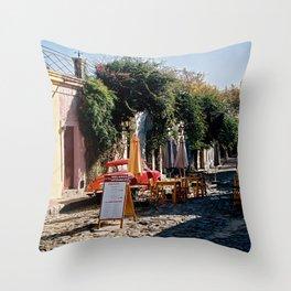 Colonia del Sacramento 03 Throw Pillow