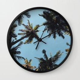 Hawaii 5o Wall Clock