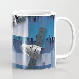 SpaceX Dragon. Coffee Mug