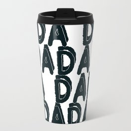 100 Years of DADA #4 Travel Mug
