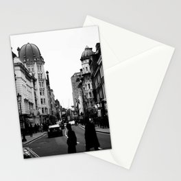 London Streets Stationery Cards
