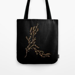 Knotted Wrack Tote Bag