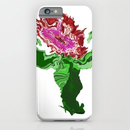 Strong Flower, 1 iPhone Case