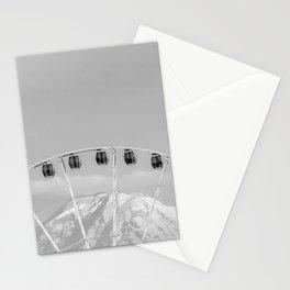 Mount Rainier Ferris Wheel Stationery Cards