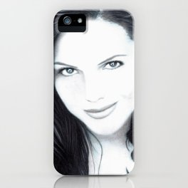 Lana II iPhone Case