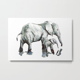 Live For Someone Else - Print Metal Print