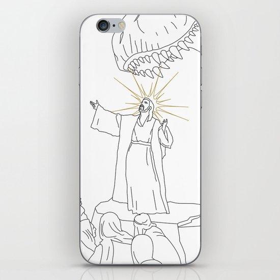 Jesus, Etc. (Alt) iPhone & iPod Skin